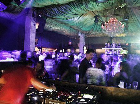 Mint Restaurant & Club @ Seminyak, Bali, Indonesia