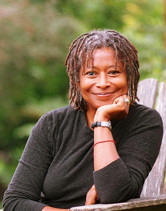 Alice Walker | ... Today's Out Spotlight is Pulitzer Prize winning writer Alice Walker
