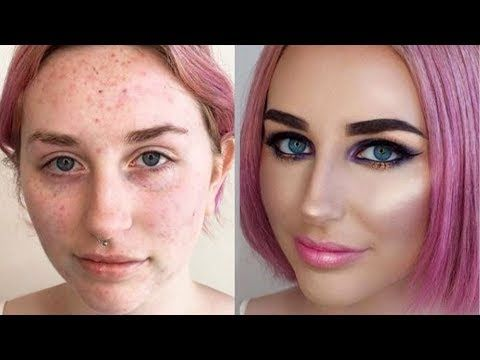 extreme makeup transformations - 1280×720