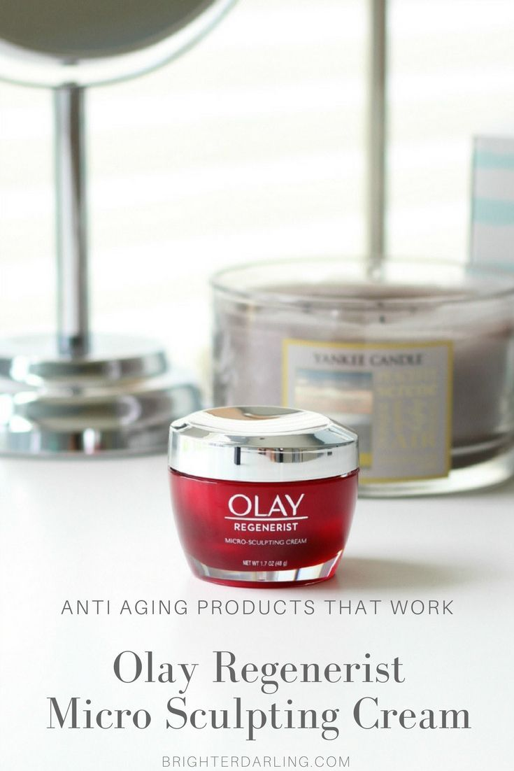 6d2fe17bb64 Olay Regenerist Micro Sculpting Cream Review - Anti Aging Products That Work  - Affordable Anti Aging Skin Care  ad  ageless  olay  SkinCareRoutine