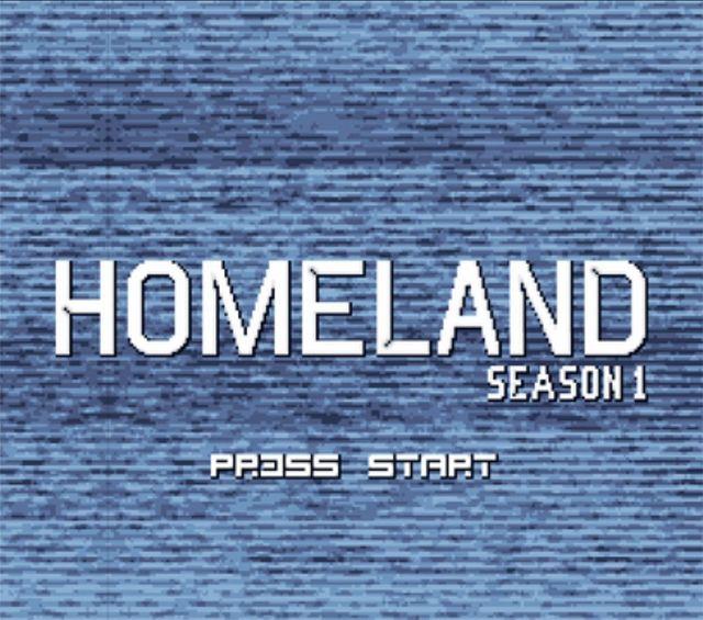Homeland RPG, The Showtime TV Show Gets a Video Game Makeover