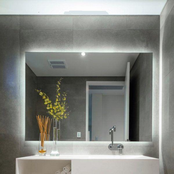 Best Small Bathroom Mirrors Lighting, Bathroom Mirrors And Lighting