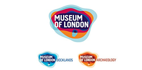 Museum of London logo (Coley Porter Bell UK) #logos #london #museums