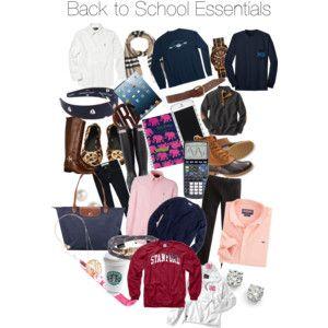 Back To School Essentials – Get in My Closet, Now