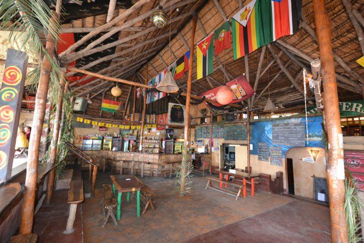 Mozambique Beach Bars – Dino's Beach Bar, Tofo   http://beachbarbums.com/2013/11/08/mozambique-beach-bars-dinos-beach-bar-tofo/