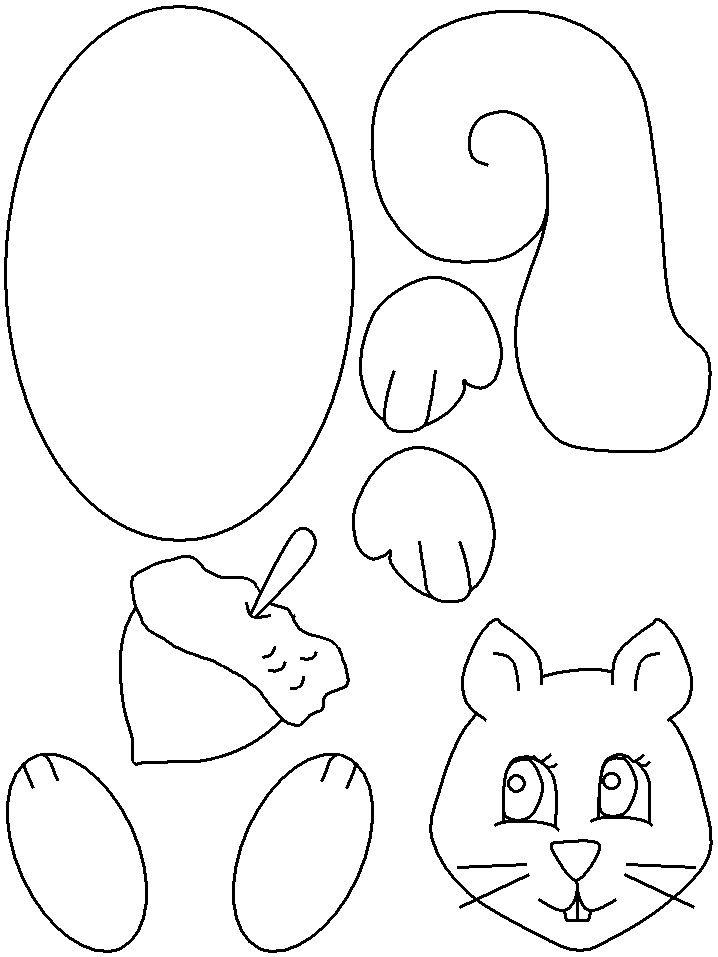 * Eekhoorn!