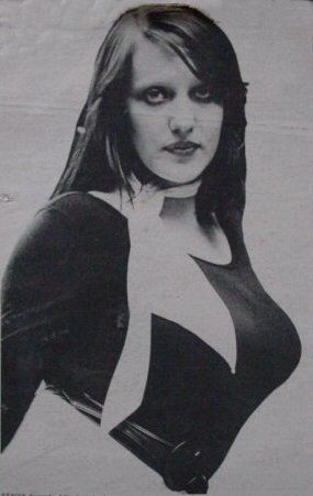 Ms. Stacia from Hawkwind