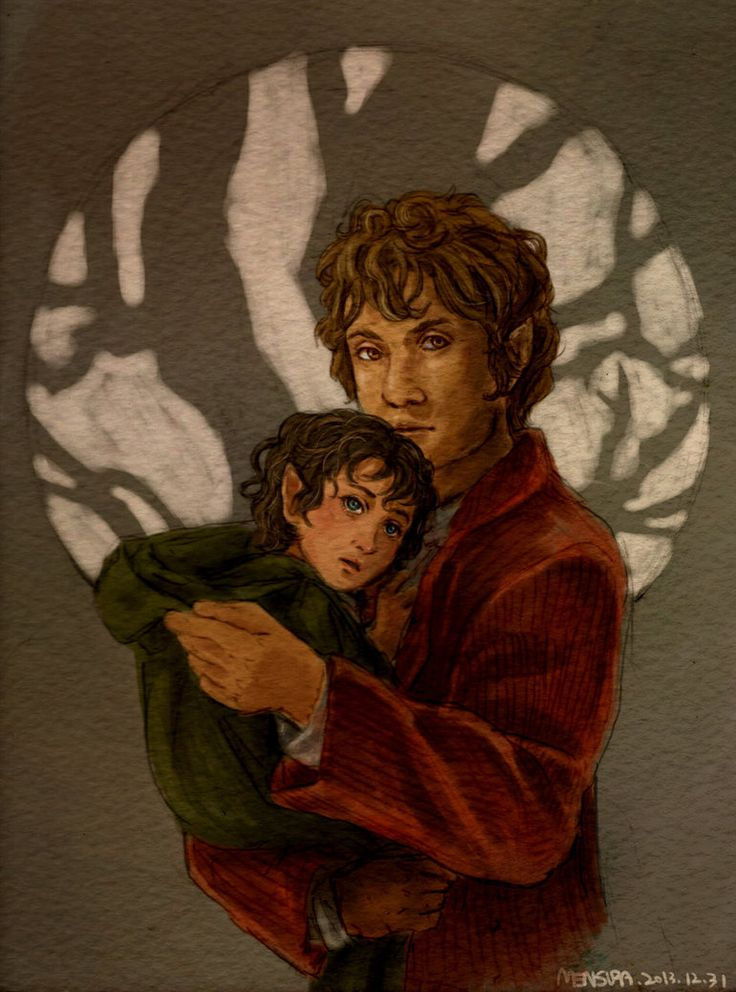 frodo and bilbo relationship advice