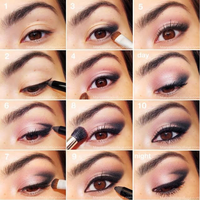 Maryam Maquillage: Day to Night Makeup & Contest!