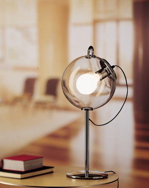 Artemide miconos collection. Una lampada originale da mettere sul comodino #light #interior