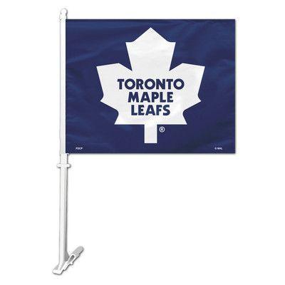 Fremont Die NHL Car Flag and Wall Bracket Set NHL Team: