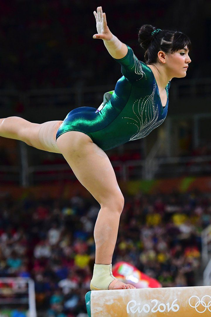 Pin for Later: The Internet Is Showing Support For Body-Shamed Mexican Gymnast Alexa Moreno