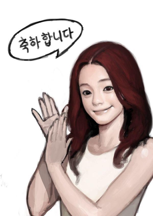 김범 일러스트 - 04 (스압) : 네이버 블로그