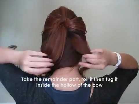 Best Bow Hairstyle Suitable For All Functions