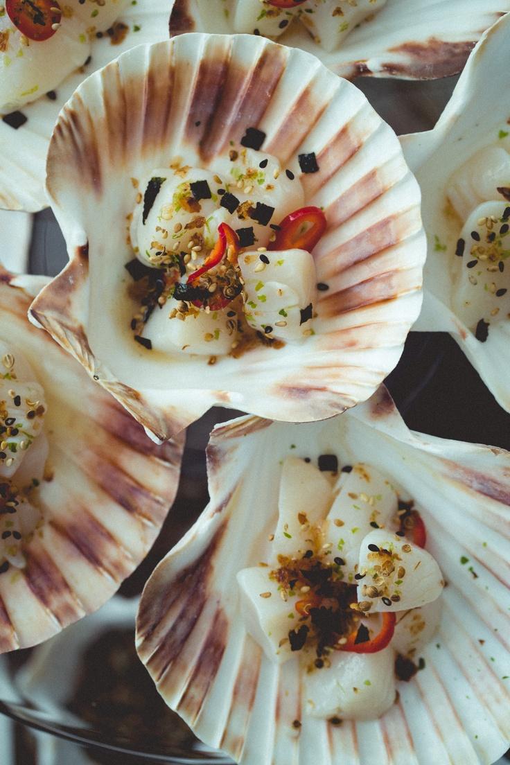 10 best presentaciones de ceviche images on pinterest for Buy canape shells