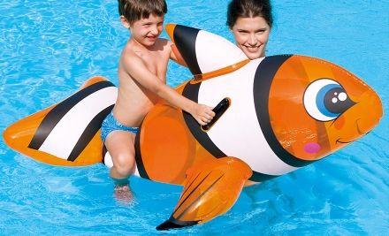 Felfújható bohóchal