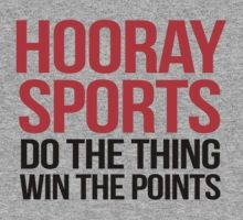 Do the thing! Win the points! Yaaay!