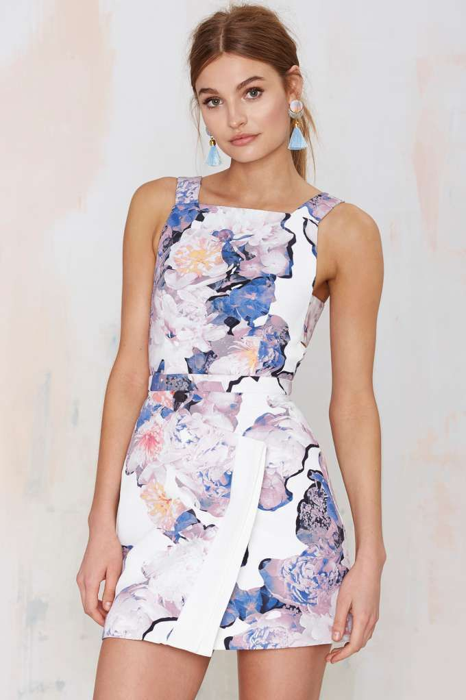 Finders Keepers Young Spirit Cutout Dress - Going Out | Finders Keepers