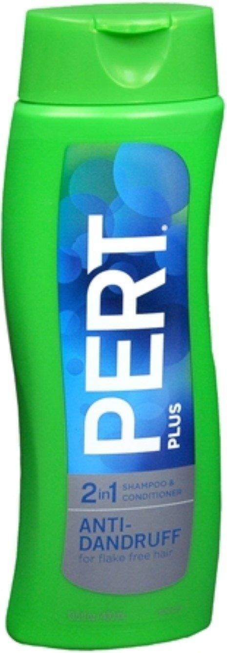 Pert Plus 2 in 1 Shampoo   Conditioner Dandruff Control 13.50 oz (Pack of 2) * Find out more details by clicking the image : Hair Care Shampoo Plus Conditioner