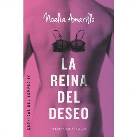 www.lovesexy.es LA REINA DEL DESEO. CRÓNICAS DEL TIEMPO IV  Noelia