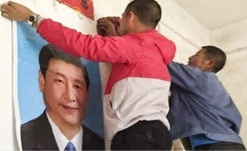 Chinese President Orders Christians to Replace Pictures of Jesus with His Own (Photos)