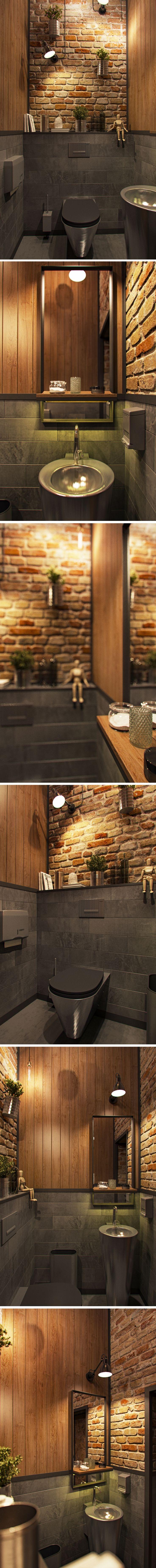 toilet | loft - 3ddd.ru Gallery