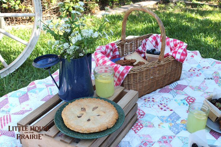 Little House on the Prairie Picnic