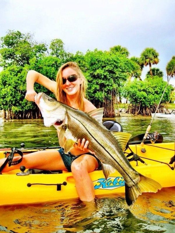 Hot Fishing Girls Photos From June 2013 (Saltwater And Freshwater)