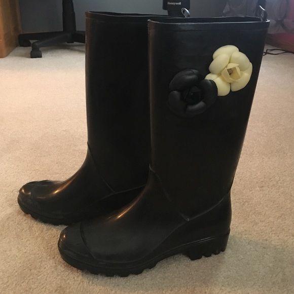 17 Best ideas about Black Rain Boots on Pinterest | Hunter wellies ...