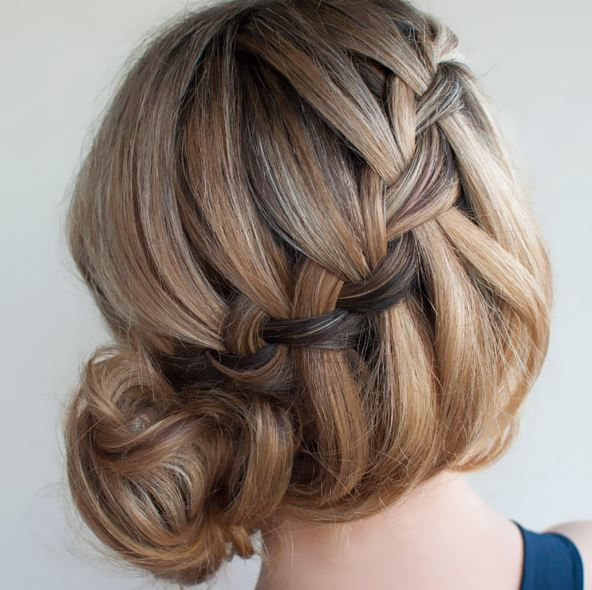 Easy Tutorials for Braided Hairstyle
