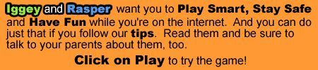 Online internet safety game - good for students to learn the rules