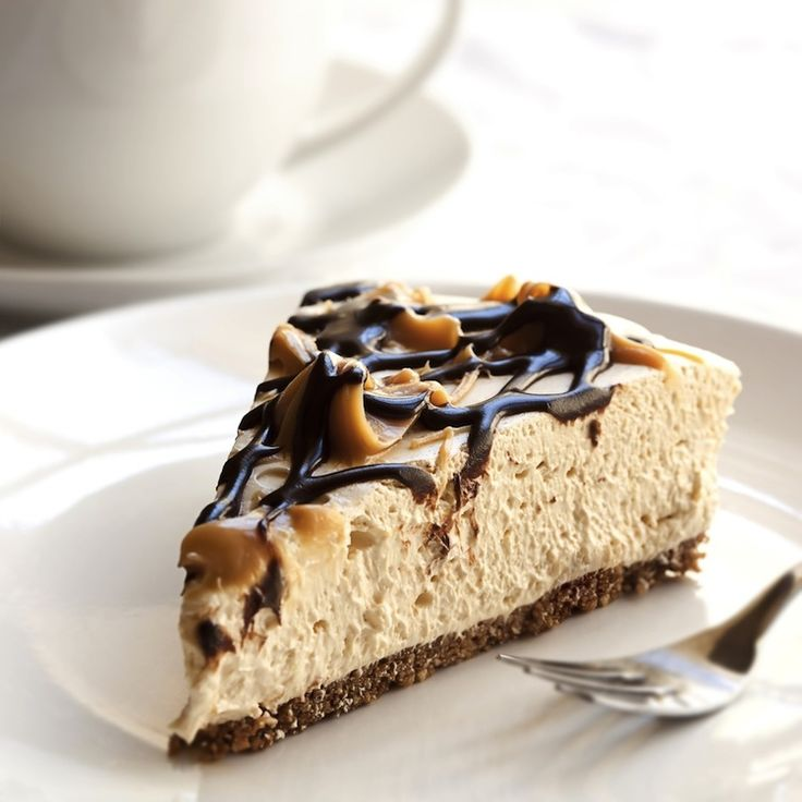 #NoBake Peanut Butter #Pie. Only 6 ingredients, plus 2 yummy toppings. #easy #dessert