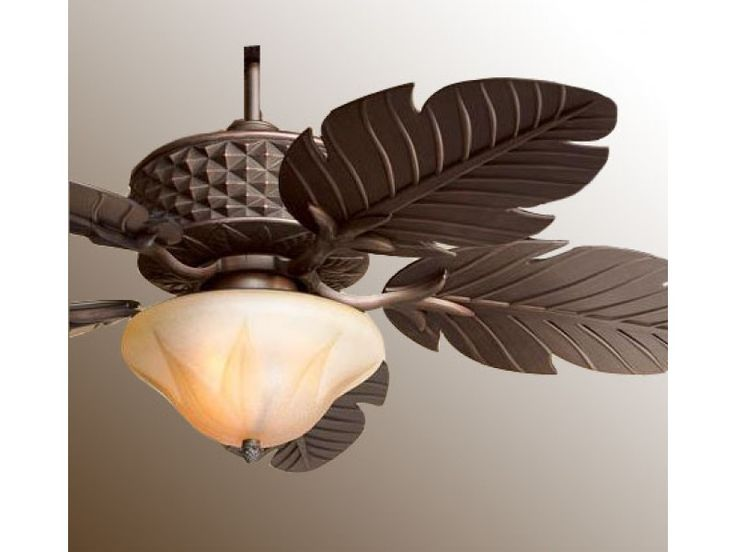 "Ellington Ceiling Fans - 52"" Pineapple, great for master bedroom."