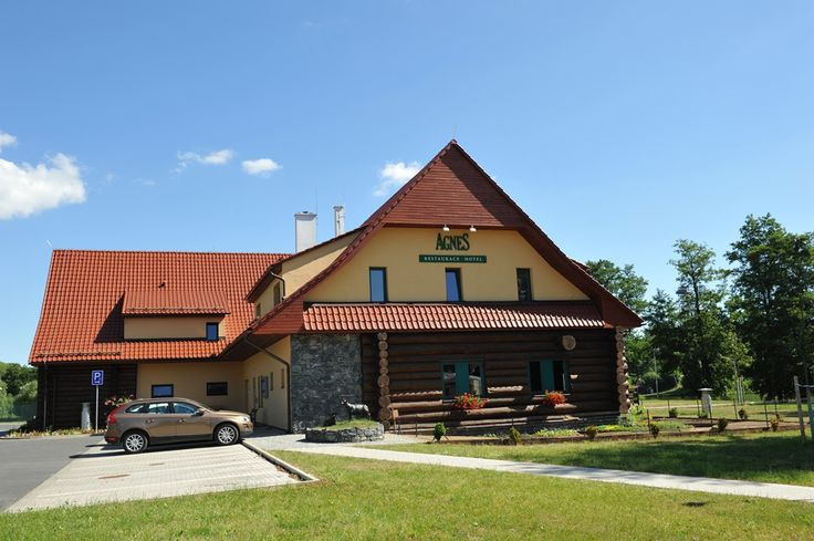 Hotel - Sportpark Agnes - Bohdaneč  www.agneshotel.cz Hotel 3*