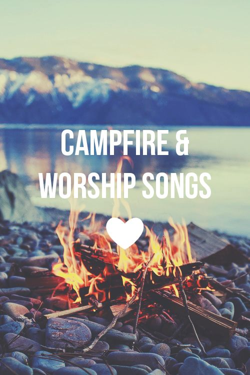love these things. last semester we all got together and went to a camp site made smore's and worship/praised jesus all night!