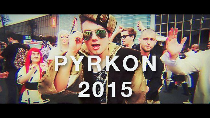 Demiurg ╳ Smok - Pyrkon 2015 (Pyrkon Dance)