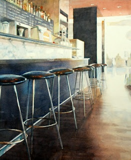 Cafe Stools - David Walker