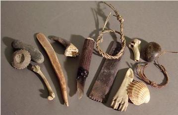 Prehistoric Pottery Tool Kit