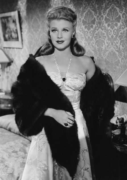 """Ginger Rogers; """"I did everything that Fred Astaire did, but backwards and in high heels!"""""""