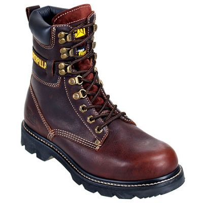 CAT 89369 Steel Toe EH Mens Work Boots