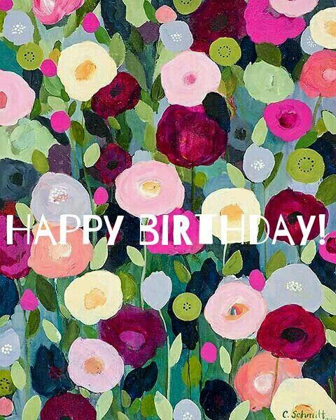 Birthday …