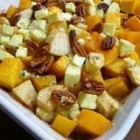Roasted Butternut Squash and Sweet Apples Recipe | Recipe4Living