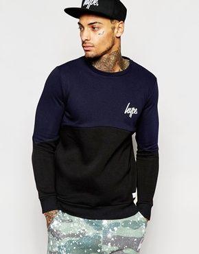 http://www.asos.com/Hype/Hype-Sweatshirt-With-Camo-Yoke/Prod/pgeproduct.aspx?iid=5931177
