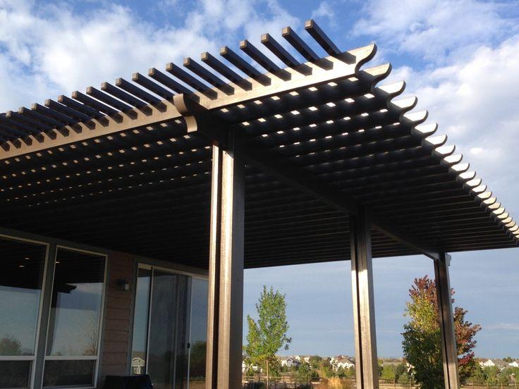 best 25 aluminum pergola ideas on pergola patio roof ideas and pergola design plans