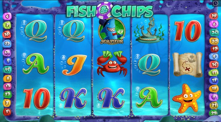 Fish and Chips - http://www.automaty-ruleta-zdarma.com/vyherni-automat-fish-and-chips-online-zdarma/