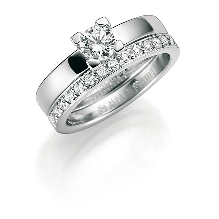 Wedding ring. Schalins Seine