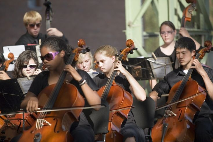 Wonderopolis - what is an orchestra?