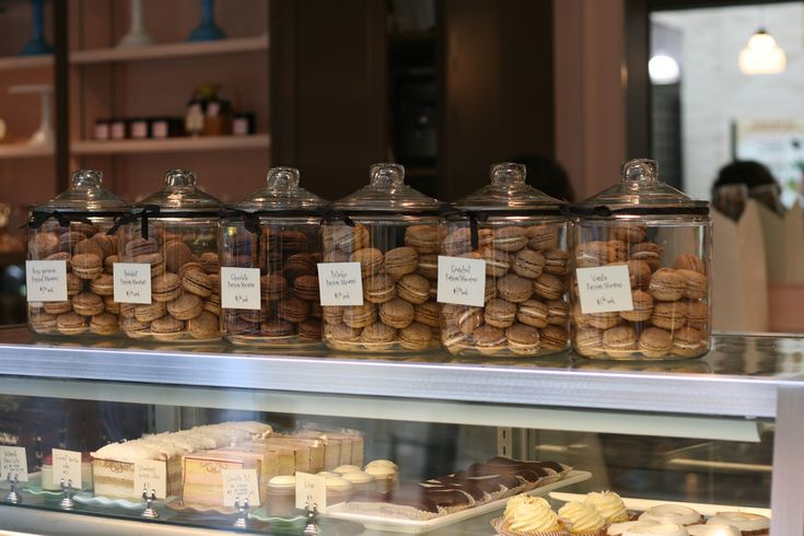 Miette Bakery - Ferry Building Marketplace, San Francisco,… | Flickr