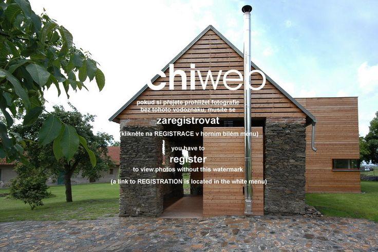 archiweb.cz - Rekonstrukce stodoly vestavba rodinného domu