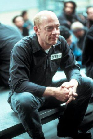 JK Simmons. Just love his work from the first moment I saw him on Law & Order.